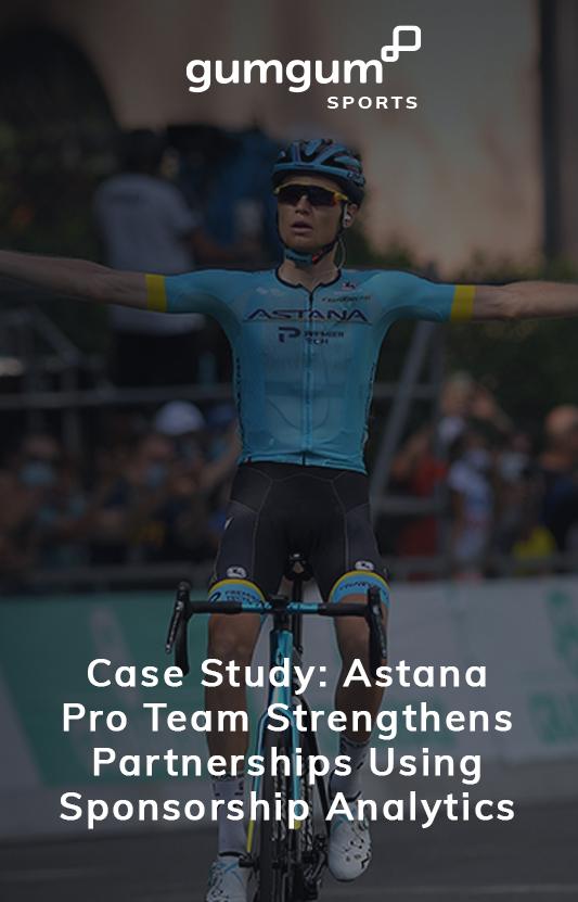 Astana sponsorship revenue study image