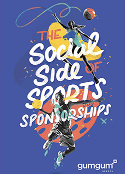 Graphic of social media impact on sports sponsorships