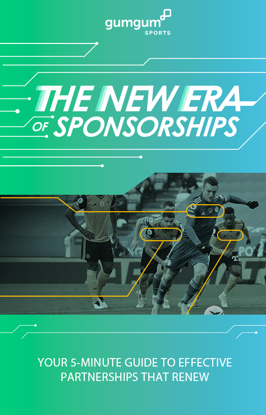 Graphic of rights holders sponsorship guide