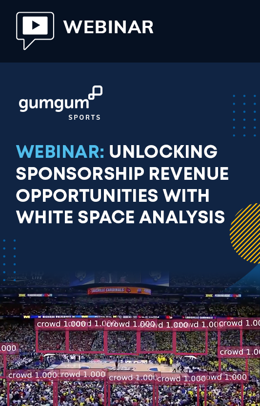 Graphic cover for webinar about white space analysis and opportunities